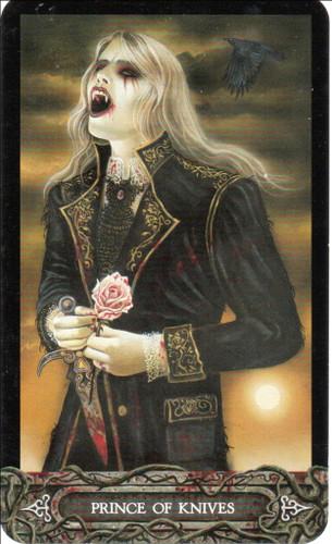 Tarot of the Vampyres Deck & Book