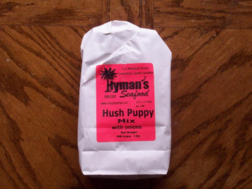 Hyman's Hushpuppy Mix with Onions