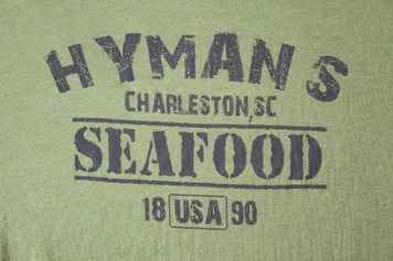 Green Hymans Seafood 1890