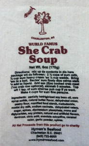 Hyman's She Crab Soup (Out of Stock)