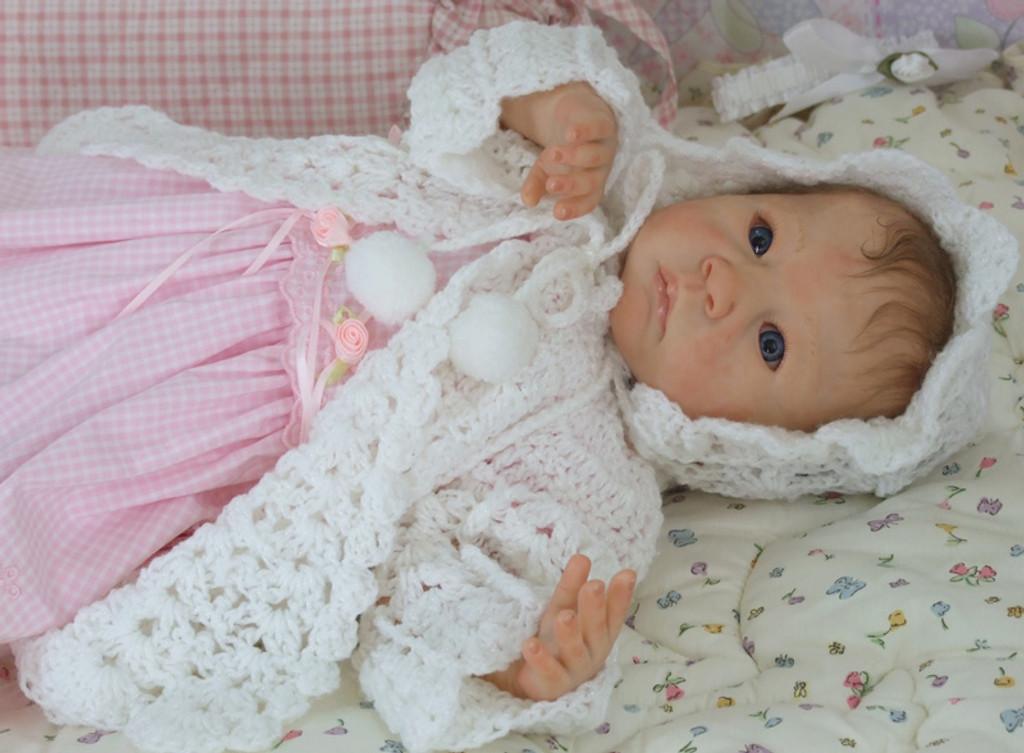 Jeremiah Vinyl Doll Kit by Adrie Stoete