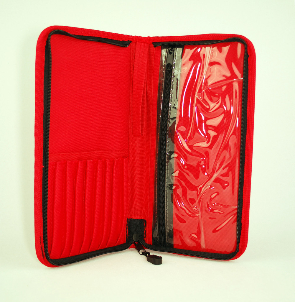 Short Handle Monaco Deluxe Travel Case
