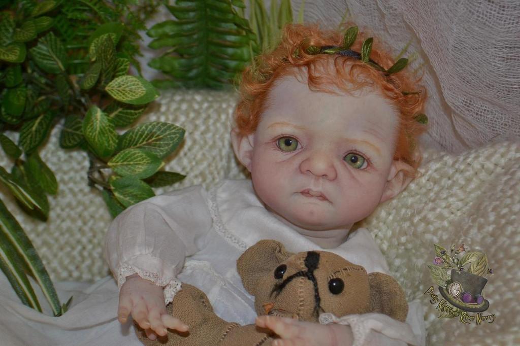 Barnabe Prince of Trolls Doll Kit by Nefer Kane