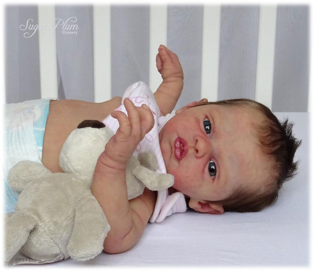 Lola Reborn Doll Kit by Philomena Donnelly