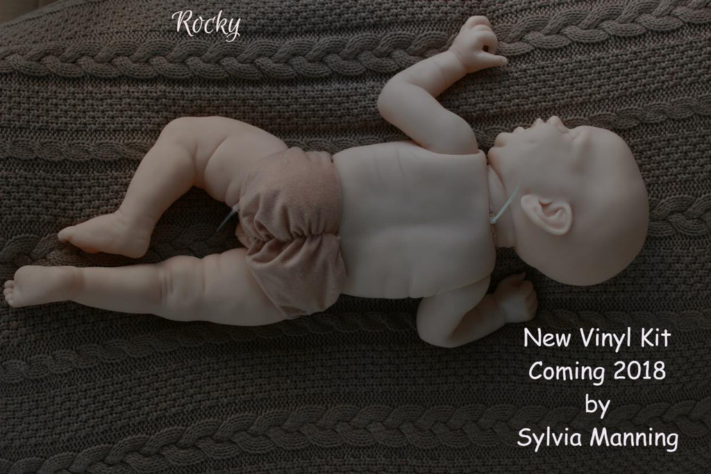 Rocky Doll Kit by Sylvia Manning