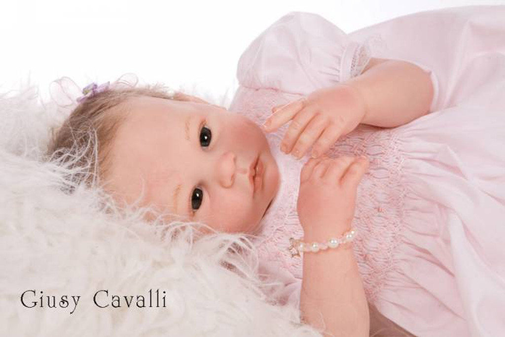 Shannon Doll Kit by Anne Timmerman