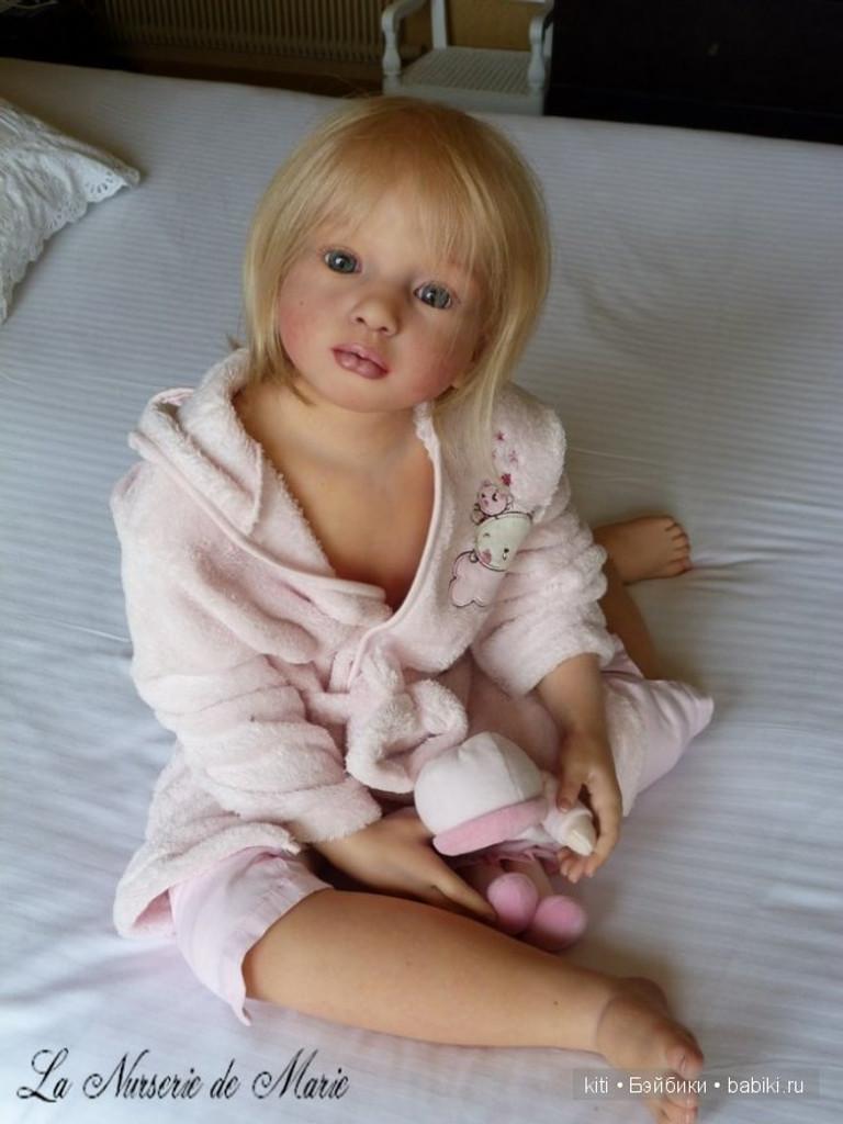 Aloenka Doll Kit By Natali Blick