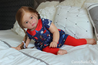 Julieta Toddler Doll Kit by Ping Lau