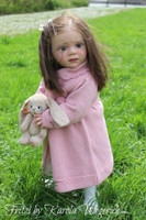 Fritzi Doll Kit by Karola Wegerich