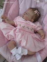 Jazmine Belle Doll Kit by Sandy Faber