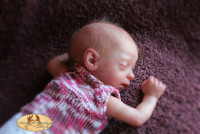 Blessing Preemie Doll Kit by Marita Winters