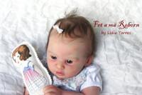 Finley Doll Kit by Heike Kolpin