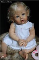 Teal Doll Kit by Mayra Garza