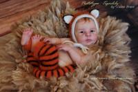 Tigerlily Doll Kit by Cassie Brace