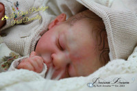 Lil Chick Reborn Doll Kit by Philomena Donnelly
