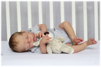 Leo Reborn Doll Kit by Philomena Donnelly