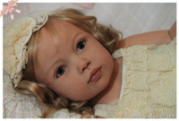 Avalon Full Sized Doll Kit by Jannie De Lange