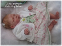 Aimee Vinyl Doll Kit by Philomena Donnelly