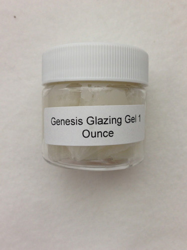 Genesis Glazing Gel (1oz Jar)