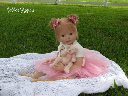 Leontyne Toddler Doll Kit by Danielle Zweers