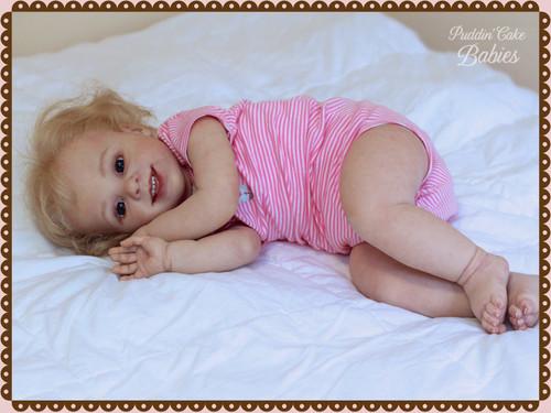 Sofia Toddler Doll Kit by Reva Schick