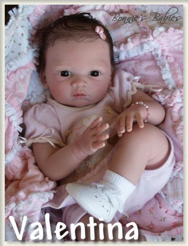 Valentina Doll Kit by Gudrun Legler