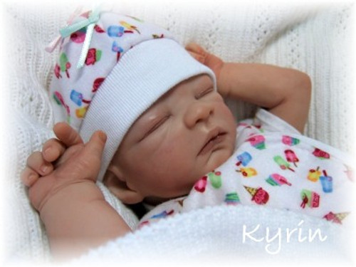 Kyrin Mini Vinyl Doll Kit by Stephanie Sullivan