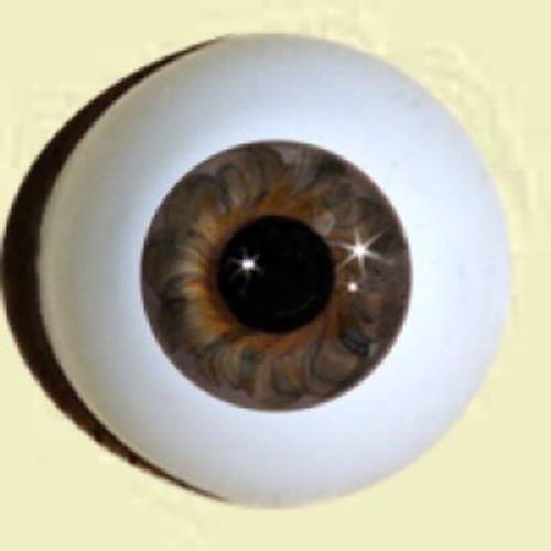 German Glass Eyes: Full Round Hazel
