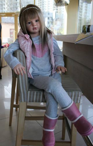 Angelica Doll Kit by Reva Schick