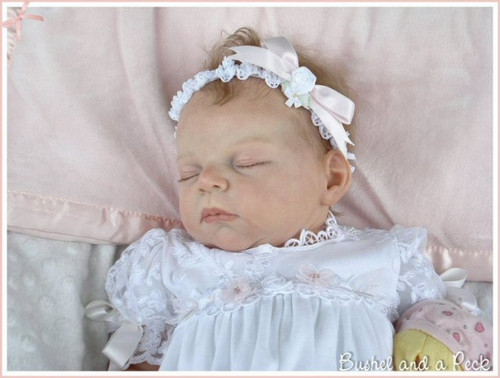 Rebecca Reborn Vinyl Doll Kit by Reva Schick