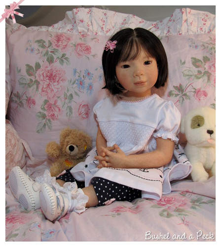 Mulan Doll Kit by Danielle Zweers