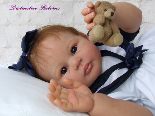 Lilybeth Doll Kit by Anne Timmerman