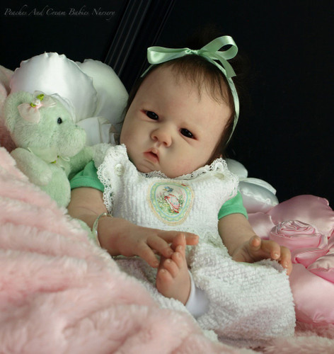 Maggie Marie Doll Kit by Sandy Faber