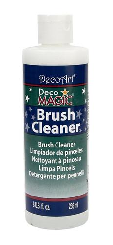 DecoMagic Brush Cleaner