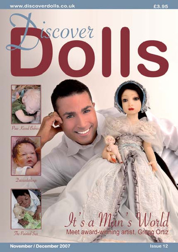 Discover Dolls Issue 12 November/December 2007