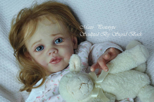 Maxi Doll Kit by Sigrid Bock