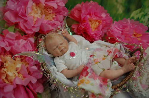 Shylynn Fairy Doll Kit by Shawna Clymer
