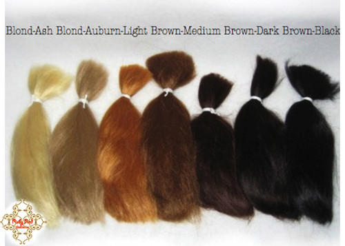 Straight Mohair .25 Ounce Package