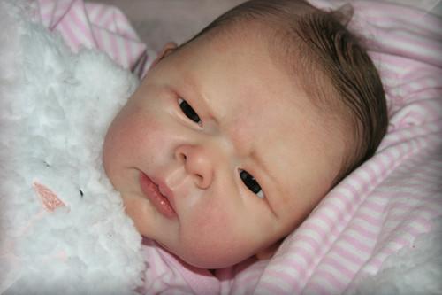 Noelle Reborn Doll Kit by Adrie Stoete