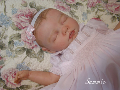 Sammie Doll Kit by Sherry Rawn