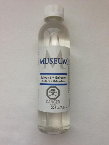 Museum Odorless Paint Thinner (Mineral Spirit) 7.6oz