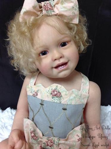 Tifany Doll Kit by Susan Lippl