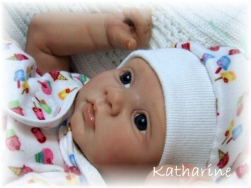 Katheran Mini Doll Kit by Stephanie Sullivan