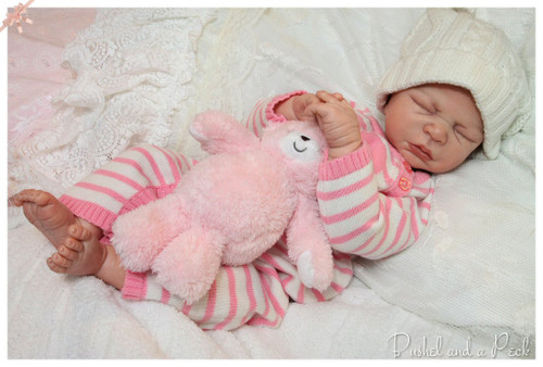 Mason Girl Doll Kit by Sabine Hansen