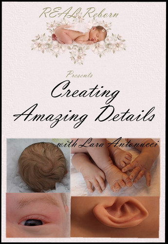 Creating Amazing Details DVD By Lara Antonucci