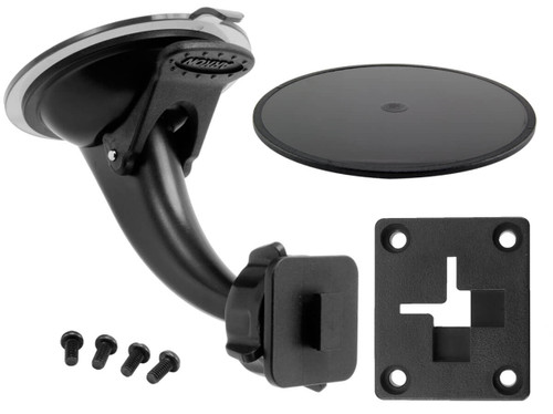 SIRIUS XM Radio Suction Mount SR115  with swivel ball head from Arkon
