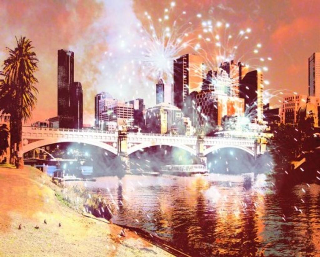 Princes Bridge Celebration