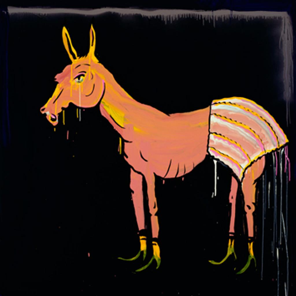 Adam Cullen, Kelly's Horse