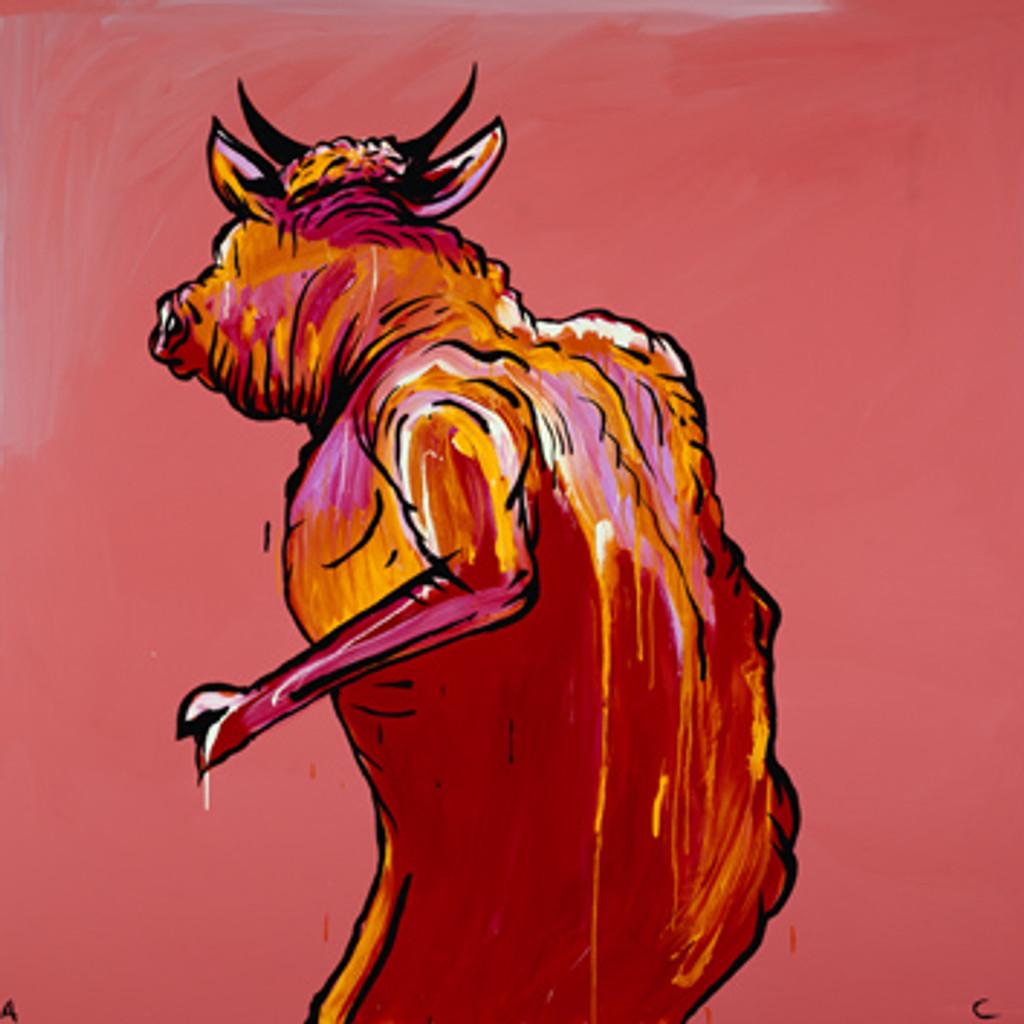 Adam Cullen | Red Bull | Print Decor