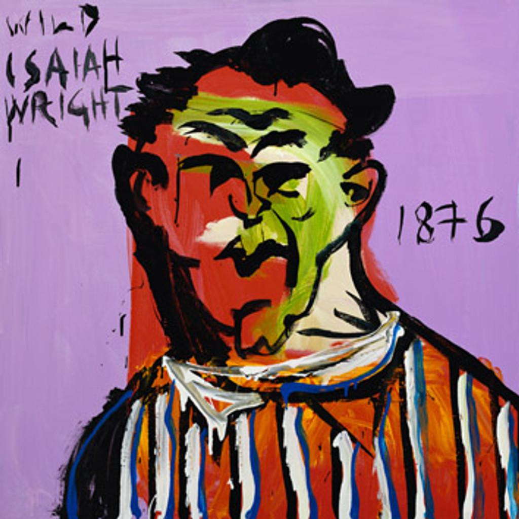 Wild Isaiah Wright by Adam Cullen | Print Decor